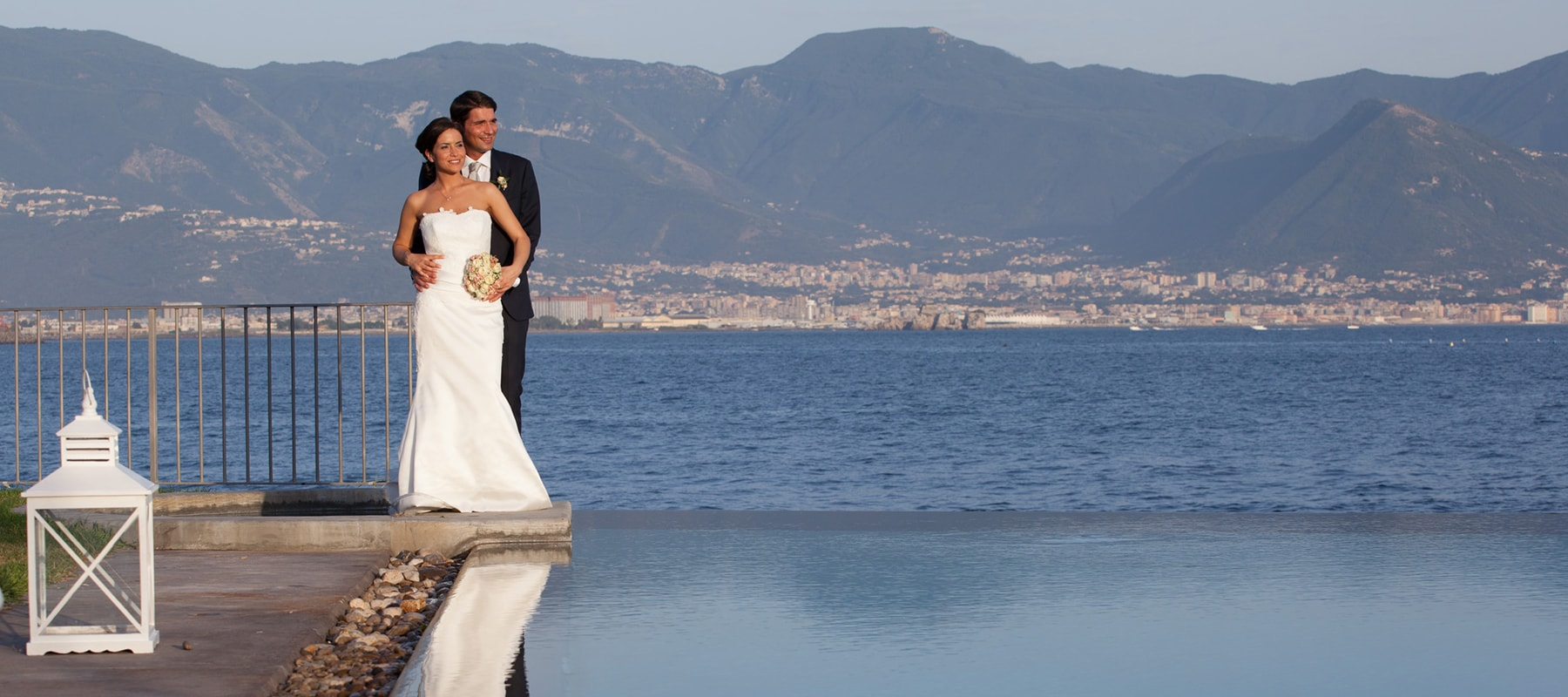 Carmen e Antonio matrimonio